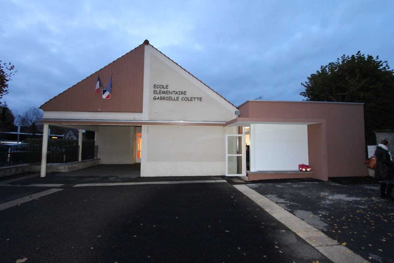 L'école Gabrielle Colette et son extension