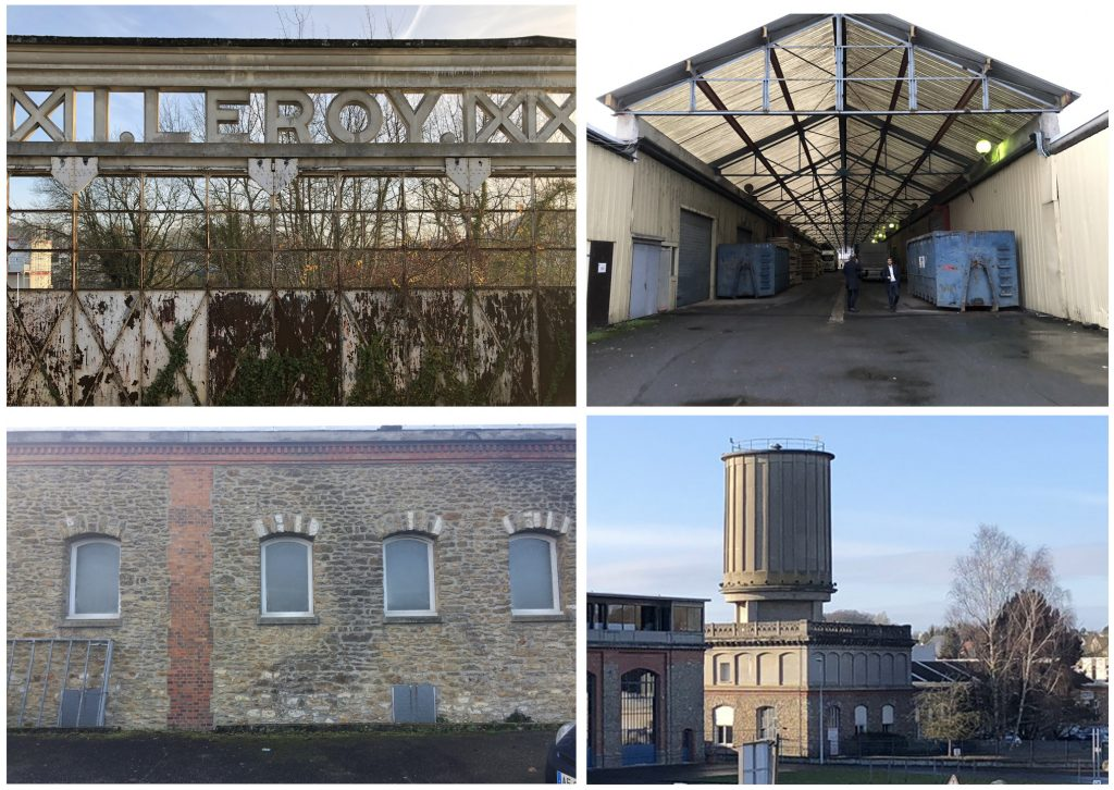Site Leroy - Patrimoine industriel