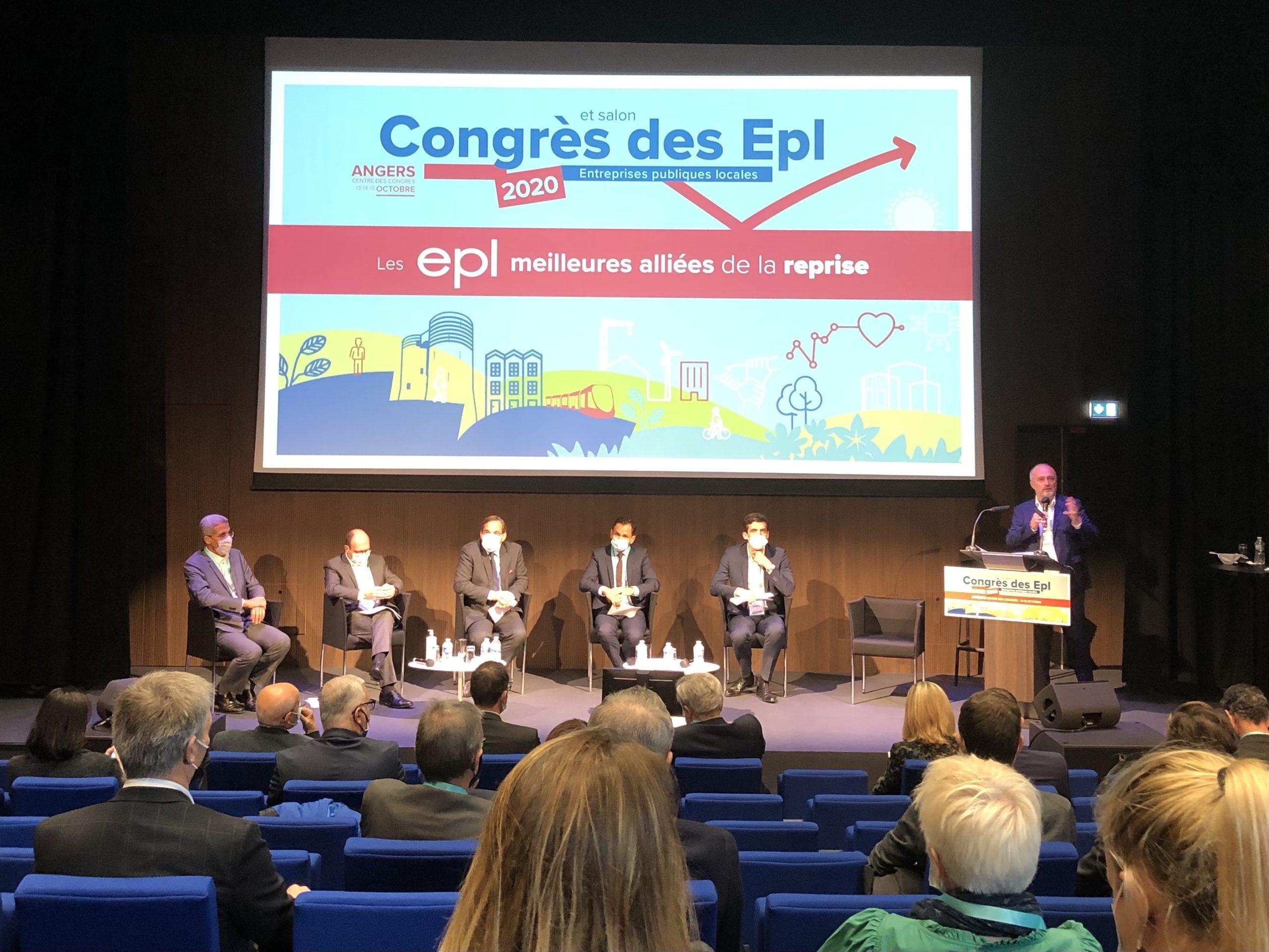 Congrès des EPL 2019 à Angers
