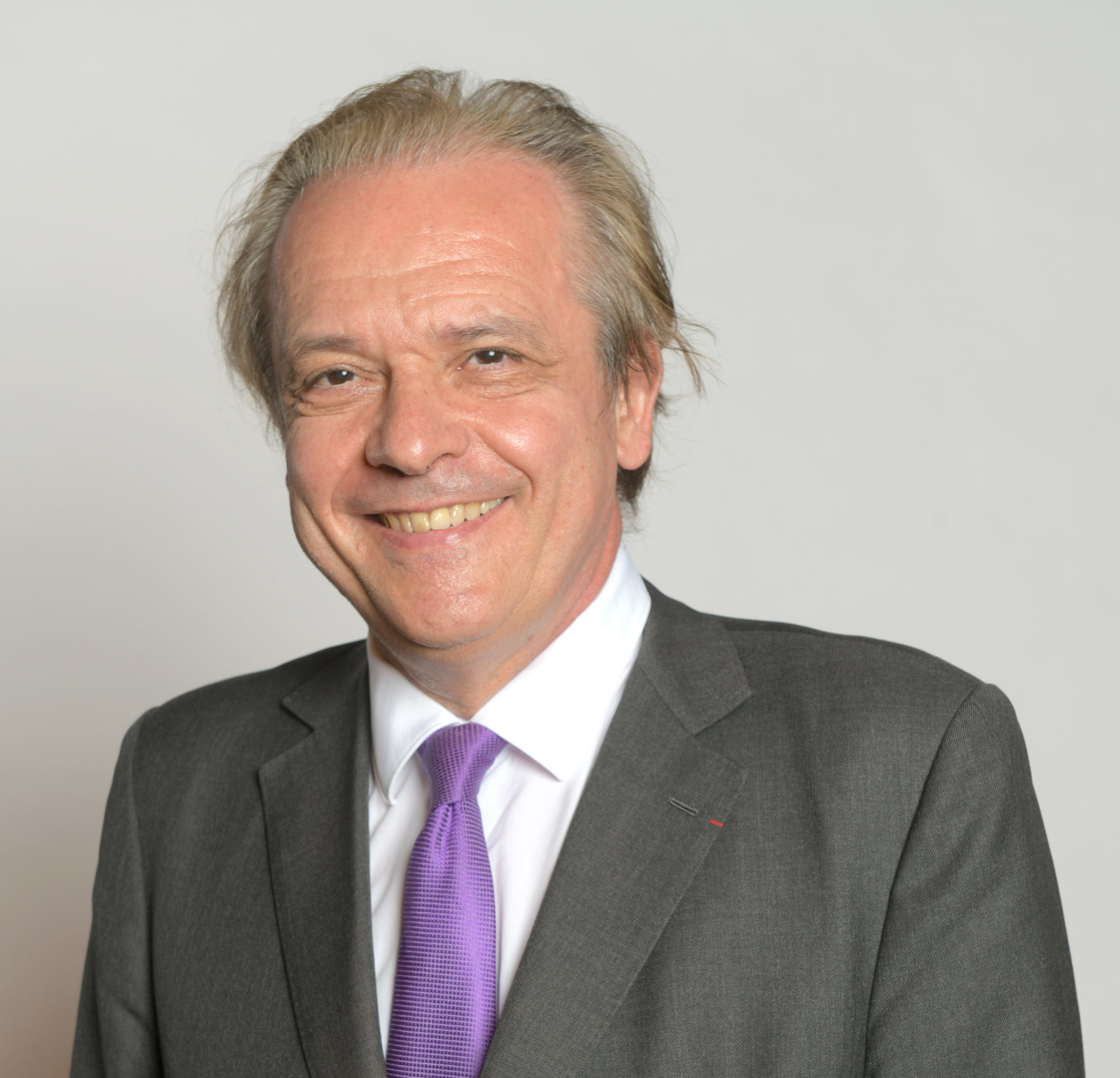 Louis VOGEL, Président du Conseil d'Administration